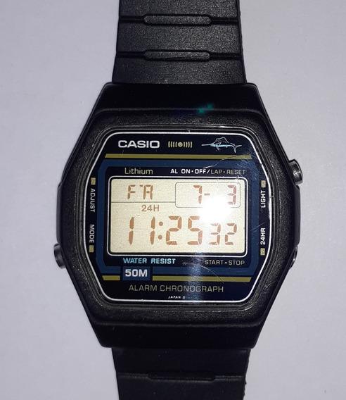 Casio W 26 Módulo 248 - Japan Raridade Anos 80