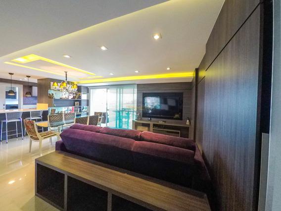 Apartamento Padrão Em Curitiba - Pr - Ap0687_impr
