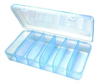 Caja Plastica Gavetero Organizador 6 Divisiones