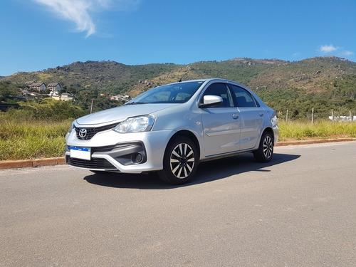 Toyota Etios 2018 1.5 16v Xs 4p
