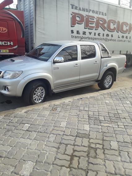 Toyota Hilux 3.0 Cd Srv 171cv 4x2 2014