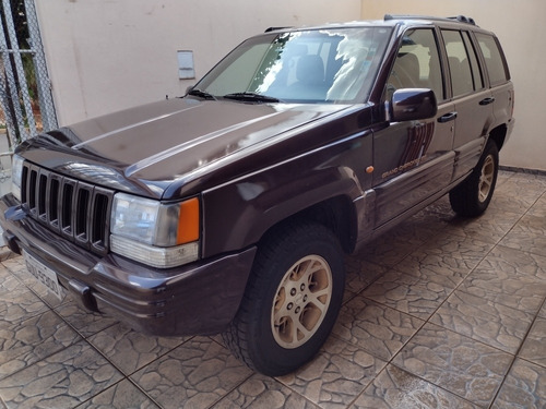 Jeep Grand Cherokee 1998 5.2 Limited 5p