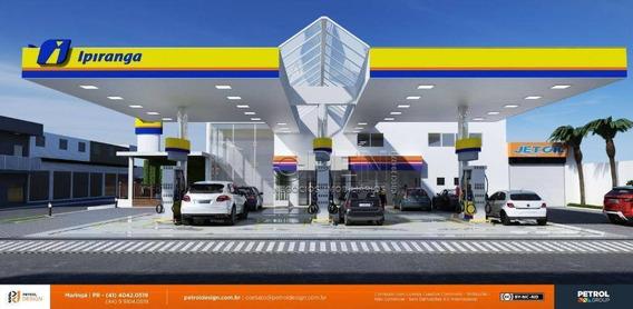 Posto Combustível Em São Bernardo Do Campo - Pt0048