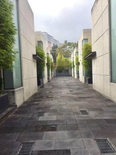 Venta / Renta Casa En Condominio Lomas De Vista Hermosa