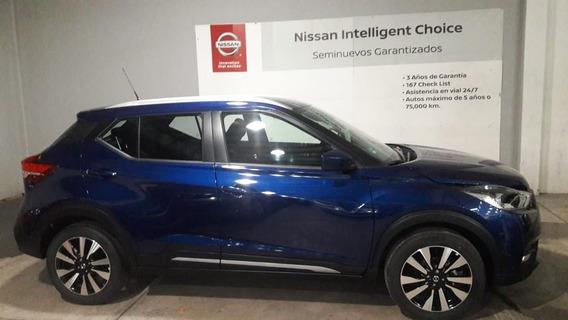 Nissan Kicks Advance Cvt 2019