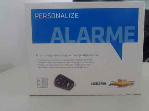 Alarme Celta Prisma Classic Original Gm 93384855