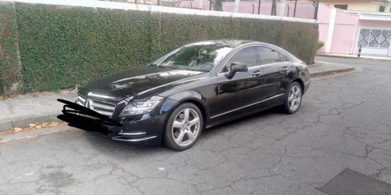 Mercedes-benz Classe Cls 2014 3.5 4p
