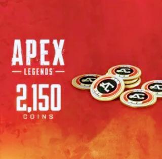 2.150 Apex Coins Monedas Apex Origin Pc Y Xbox