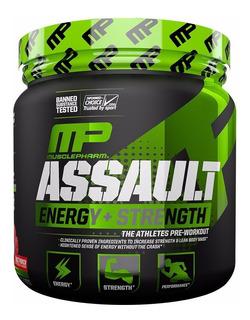 Assault 345g - Muscle Pharm - Mp Pre-entrenamiento Potente !