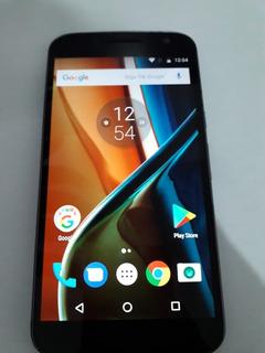 Celular Motorola - Moto G4 Plus Xt1626 +frete Grátis