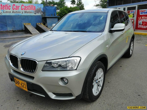 Bmw X3 Drive 2.0 At Aa Abs