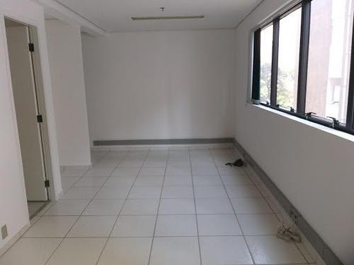 Conjunto À Venda, 28 M² Por R$ 220.000,00 - Perdizes - São Paulo/sp - Cj0102