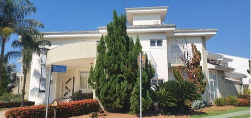 Imagem 1 de 5 de Casa Com 5 Quartos À Venda, 350 M² Por R$ 1.500.000 - Condomínio Esplendor - Indaiatuba/sp - Ca11707