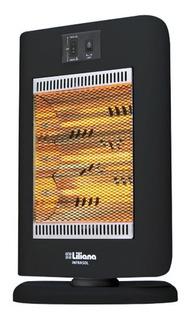 Calefactor Infrarrojo Oscilante 1400w Cig100 3 Velas Liliana