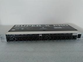 Crossover Behringer Super-x Pro Cx3400 Usado (110 V.)