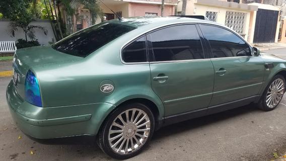 Volkswagen Passat 2002, 2.0 Verde
