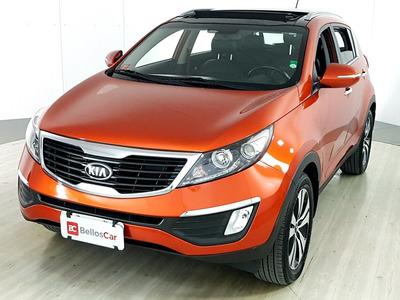 Kia Motors Sportage Ex 2.0 16v/ 2.0 16v Flex Aut. - Lara...