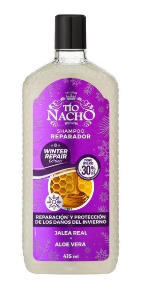 Shampoo Reparador Tio Nacho Winter Repair Edicion Invierno