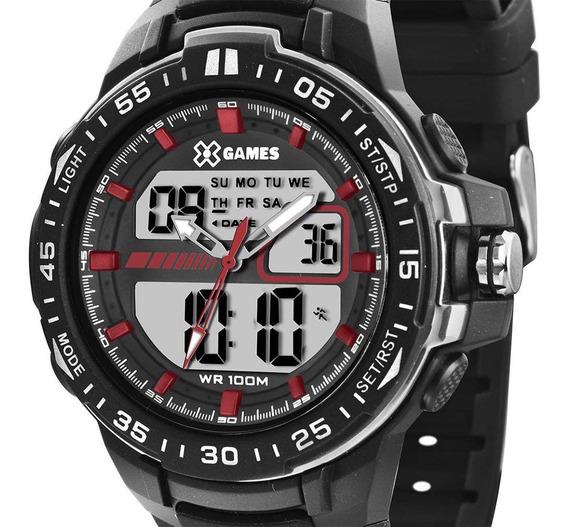 Relógio Xgames Masculino Xmppa175 Bxpx Anadigi