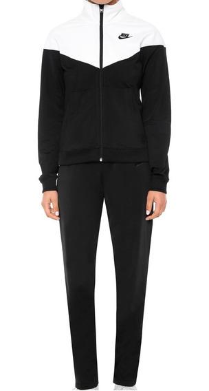 Agasalho Feminino Nike Trk Suit Pk (jaqueta + Calça)