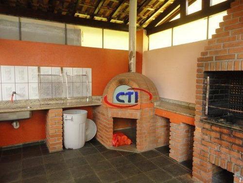 Imagem 1 de 9 de Apartamento À Venda, 56 M² Por R$ 230.000,00 - Santa Terezinha - São Bernardo Do Campo/sp - Ap3421