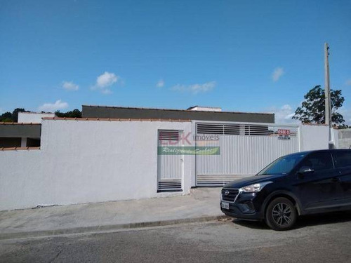 Imagem 1 de 12 de Casa Com 2 Dormitórios À Venda Por R$ 234.000,00 - Jardim São Bernardino - Suzano/sp - Ca5481