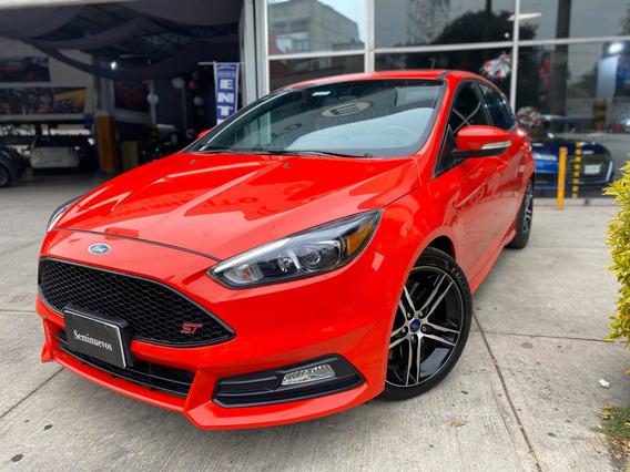Ford Focus 2.0 St Mt 2016