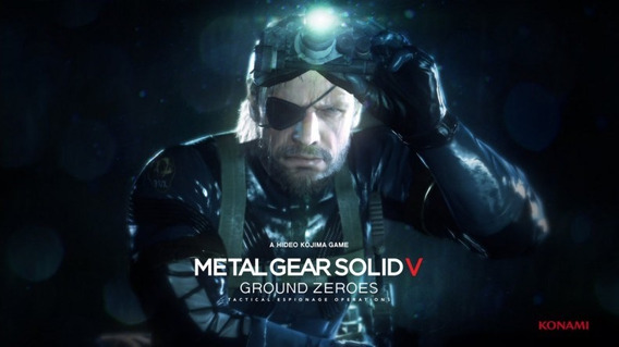 Metal Gear Solid V Ground Zeroes + 2 Jogos - Ps3 (digital)