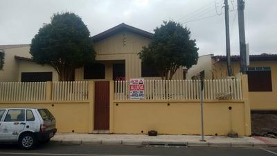 Casa Para Alugar No Bairro Centro Em Campo Largo - Pr. - 5529-2