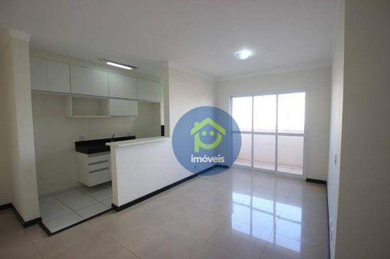 Apartamento Com 2 Dormitórios Para Alugar, 64 M² Por R$ 1.350,00/mês - Higienópolis - São José Do Rio Preto/sp - Ap7472