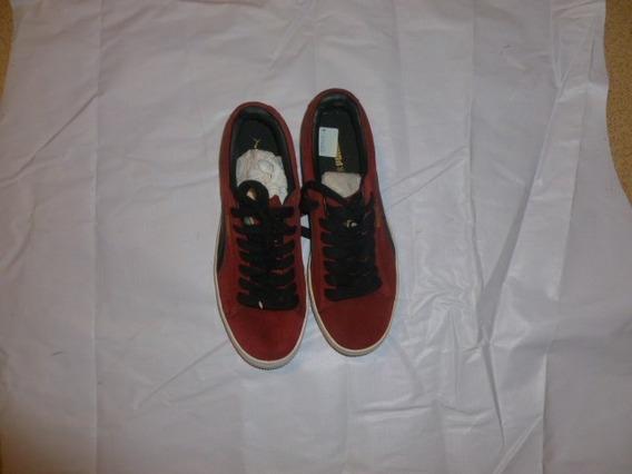 Zapatos Puma Clyde