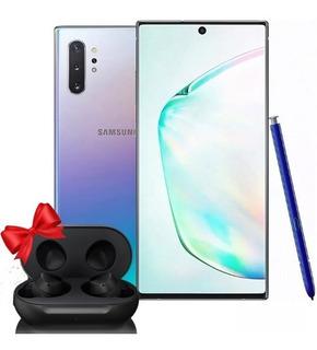 Celular Samsung Galaxy Note 10 256gb Ram 8gb + Stylus + Buds Nuevo Nacional Garantia Samsung