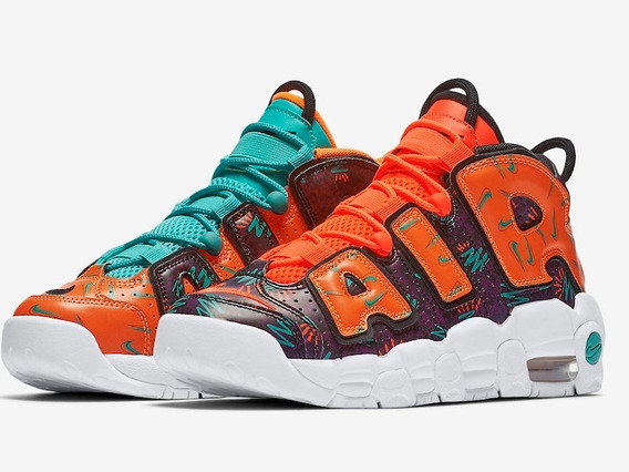 Zapatillas Nike Air More Uptempo Gs what The 90s