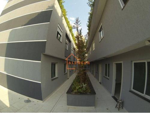 Excelente Sobrado Com 3 Dormitórios À Venda, 160 M² Por R$ 739.000 - Tatuapé - São Paulo/sp - So0053