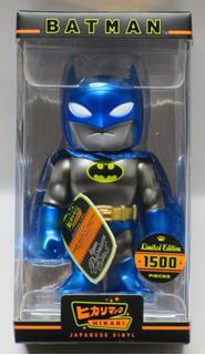 Dc Batman Clasico Hikari Premium Sofubi Figura Funko