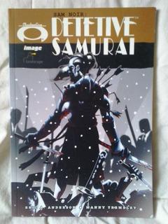Hq Sam Noir: Detetive Samurai Editora Imagem