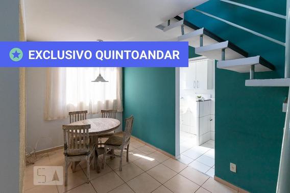 Apartamento No 4º Andar Com 3 Dormitórios E 2 Garagens - Id: 892955130 - 255130