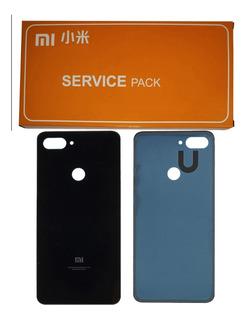 Tampa Traseira Tampa Da Bateria Xiaomi Mi 8 Lite - Mi8 Lite