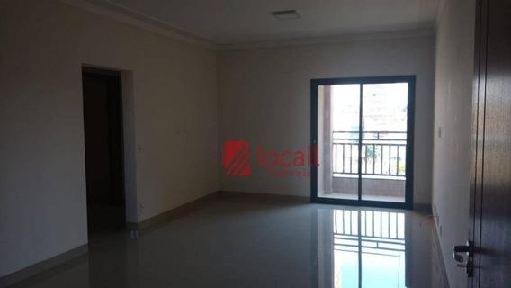 Apartamento Com 3 Dormitórios Para Alugar, 90 M² Por R$ 1.600,00/mês - Boa Vista - São José Do Rio Preto/sp - Ap1412