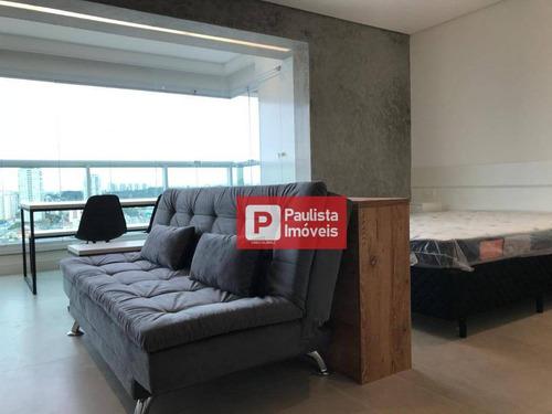 Apartamento À Venda, 34 M² Por R$ 450.000,00 - Jardim Aeroporto - São Paulo/sp - Ap23918
