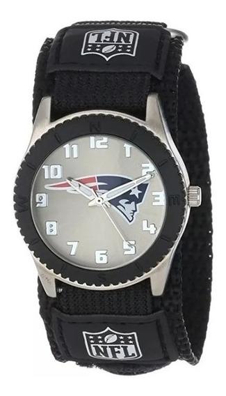 Reloj Talla Chica Nfl New England Patriots Envio Gratis