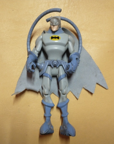 Batman Shadow Tek 2007 Mattel Muñeco Importado