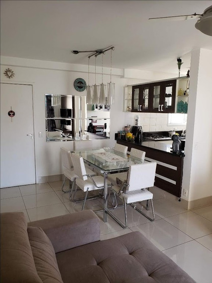 Apartamento Com 3 Dormitórios À Venda, 57 M² Por R$ 550.000 - Mansões Santo Antônio - Campinas/sp - Ap13448