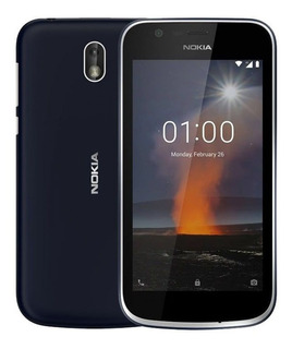Celular Nokia 1 8gb 1gb Ram Camara 5mp Flash Android Go