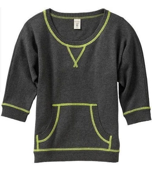 Sweater Old Navy Niña Talle 6 Importado Usa - 1810