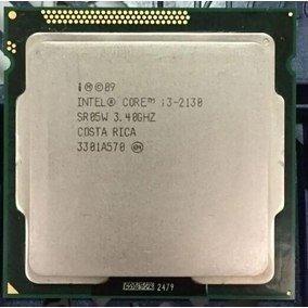 Processador Intel® Core I3-2130 (cache 3m, 3.40 Ghz) Nota