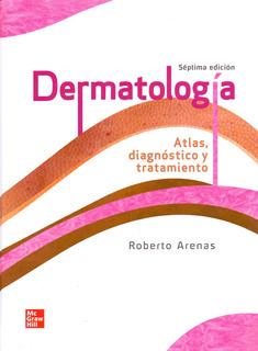 Envío Gratis. Arenas. Dermatología 7ed