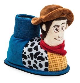 Pantuflas Disney Toy Story Woody Orig Addnice Mundo Manias