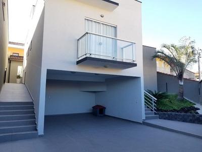 Casa Com 3 Quartos Para Comprar No Jardim Das Hortênsias Em Poços De Caldas/mg - 2587