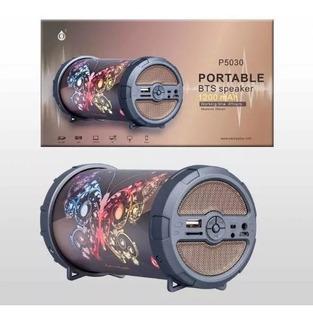 Parlante Bt Portatil Mini Bazooka * Jyd Celulares *